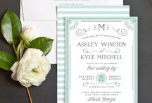 Whimsical Wedding Inspiration / Inspiration and Ideas for a whimsical wedding theme.