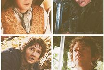 Hobbit/Lord of the Rings / The Hobbit..... Best Movie EVER!!!!!!!