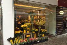Fressgass Ladengeschäft / Führendes Floristengeschäft in Frankfurt ----- Grosse Bockenheimer Str 46, 60313 Frankfurt