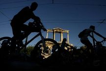 round..and about everyday...Athens / amazingly diverse...