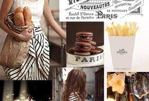 Parisian Dreams / Sharing my love of Paris. The city of dreams, lights and style