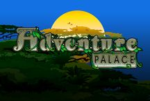 Adventure Palace / La chiave della slot Adventure Palace sono i moltiplicatori: 3 o più palazzi dorati assegnano 15 giocate gratuite, con vincite triplicate. L'elefante non solo funge da jolly, ma raddoppia quanto vinto. Vuoi di più? Prova a quadruplicare le vincite di una partita grazie alla funzione Puntata.