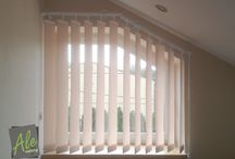 Roller blinds / Roller blinds and other decorations you can use to protect your home from the sun. Made by http://www.alerolety.pl Rolety, plisy, żaluzje drewniane.
