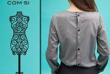 Com.Si A/W 2014-15 / Com.Si # Autumn /Winter 2014-15 Collection # Female fashion # greek designers #