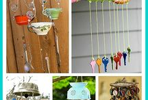 Wind Chimes & Chandeliers