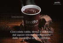 Cioccolata calda pretto