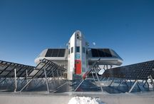 Antarctica / Antarctic architecture