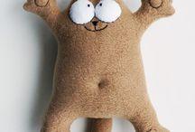 hand made bear