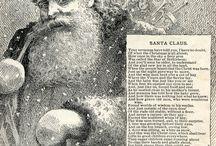 Victorian Santa / by Jill Jonkman