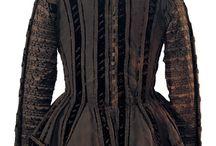 Extant 16th century clothing