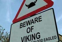 Vikingar och där tillkommande.