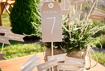 Wedding: Escort Cards / #escortcards #escort #placecards #namecards