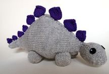 knitted toys patterns