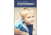 Books about Fostering, Parenting and Childcare