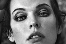 ♐ Milica Bogdanovna Jovovich ♐ / Actress, Designer, Fashion, Model, Musician, & Singer.  www.millaj.com