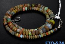 Ethiopian Opals Beads / We are manufacturers, exporters and commission agents of all kinds of semi precious and precious gemstones beads, cuts cabs, briolettes nuggets, and fancy shapes. The company head office resides in Jaipur..http://www.gemstonehouse2012.com