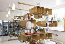 Cafe re-design project / Cafe re-design