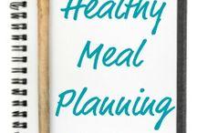 Organize: Menu Planning