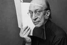 Milton Glaser / American graphic designer from NY (1929-