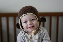Baby hats / by Lorna Watt