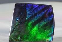 minerals, gemstones