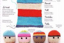 Objets tricots