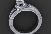 Δαχτυλίδια μονοπετρα από πλατίνα με διαμάντια! Rings with platinum and diamonds! http://ns-platinum.com / http://ns-platinum.com