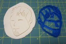 Hot Guys Cookie Cutters