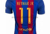 Køb Billige Neymar Jr trøjer 2016/17, Barcelona fodboldtrøjer Neymar Jr til Børn tilbud online / Billige fodboldtrøjer Neymar Jr 15/16. Barcelona hjemmebanetrøje/udebanetrøje/tredje trøje/langærmet Neymar Jr trøjer butik. Neymar Jr fodboldtrøjer børn sæt online