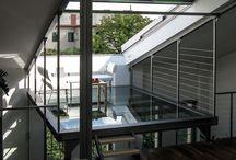 Dachausbau in der Wiener Innenstadt