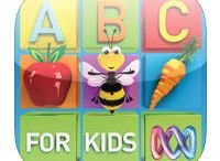ABC for kids iPhone app