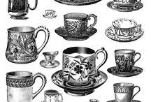 Vintage Teaware