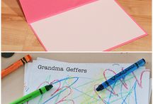 Mother's Day Ideas / Crafts, ideas and activities to celebrate Mom!