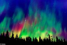Vision Board 4:  Travel / After Camino ............ the Northern lights! And Antarctica. If my bank manager has not had me committed, a tour of the churches/cathedrals/temples/Holy Places of Europe and Asia! Dream on!