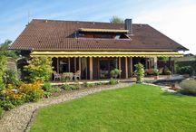 Exklusives Haus in Wörth / Wohnen wie im Süden: Exklusives Haus (6 Zimmer) mit einem liebevollen Ambiente in Wörth am Rhein. Besonderes Highlight ist der große und herrlich angelegte Garten.