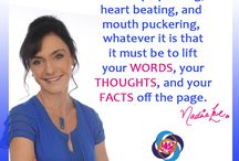 Writer's Guide Quotes / by Nadine Love