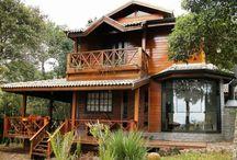 Casas exterior