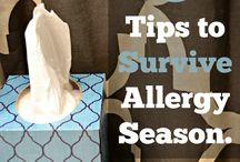 allergies!!!!