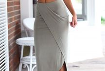 stylish skirt