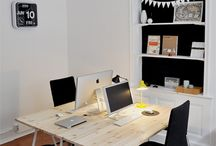 Designer apartment / Graphic design apartment office