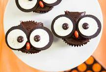 Cupcakes / Nerd birdie cupcakes