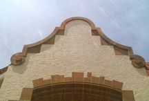 Architectual Carving