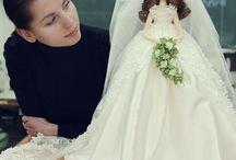 bonecas noivas