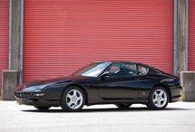 Ferrari 456 / by Shawn Baden