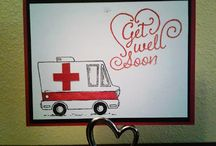 Cards: Get Well Soon