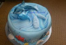 Dorty...račte si vybrat :-) / Fotky různých druhů dortů.