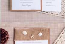 My beach wedding ideas