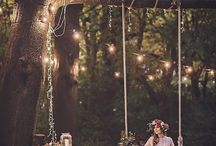 Look book - Woodland wedding
