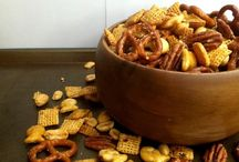 Snack Mixes {Savory}