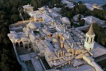 middle eastern palaces